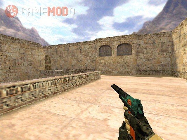 usp caiman cs 1 6 skins weapons usp gamemodd