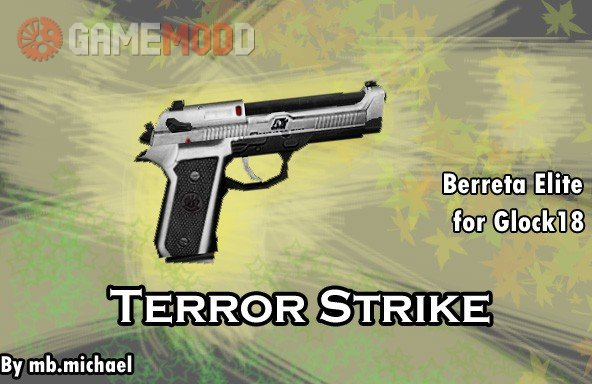 Elite  Terrorstrike for Glock-18