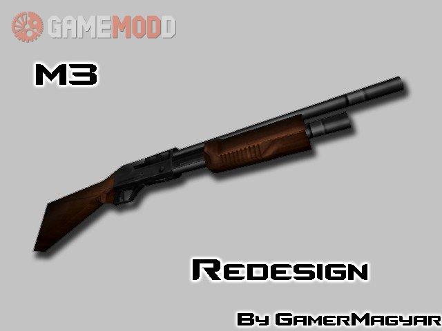 M3 Redesign