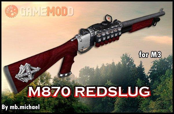 M870 Redslug
