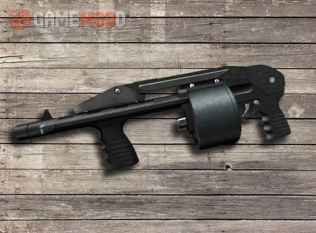 Striker shotgun