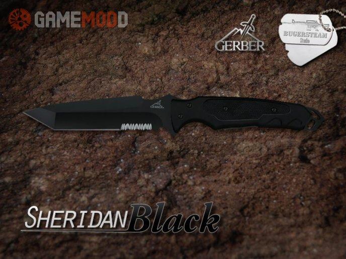 Gerber Sheridan Black
