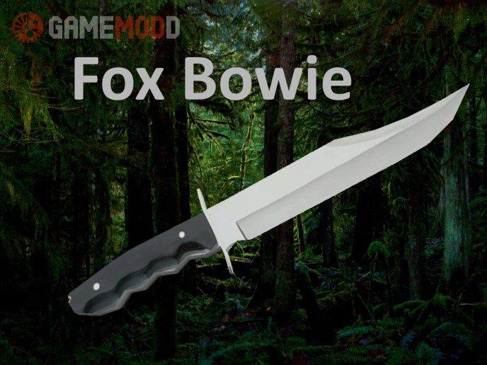 Dark-Grey Knife