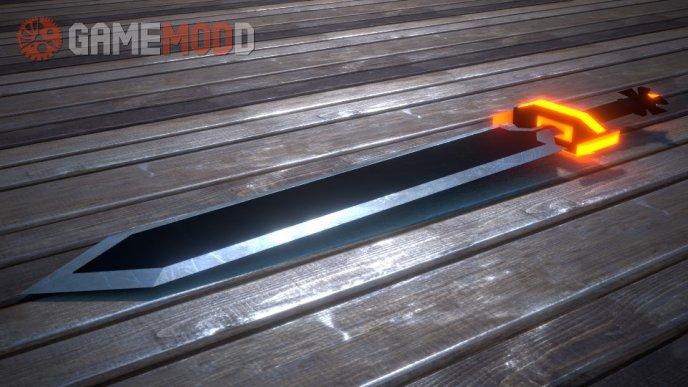 Magma Blade