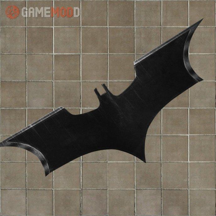 Batman's Batarang V3