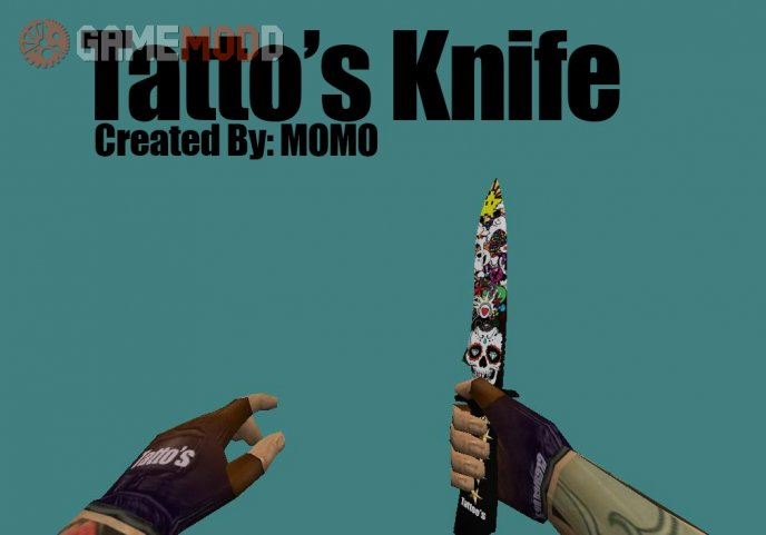 Tatto's Knife