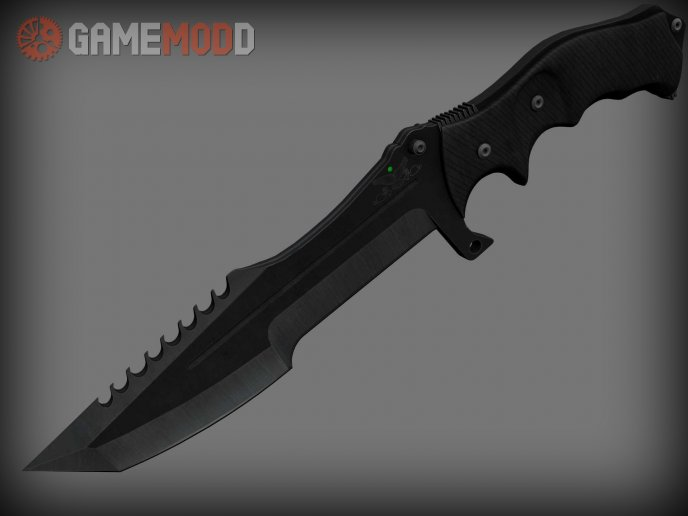 CS GO HUNTSMAN KNIFE