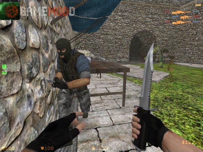Alabama Slammer Knife