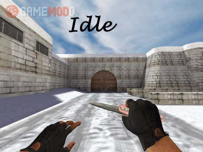 Spike feat. Defeat - iBlade On RoOTns's Flip Knife