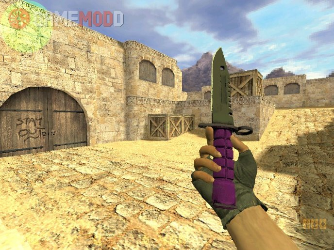 M9 Bayonet  Doppler Phase 4  Ultraviolet