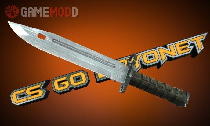 CS GO Bayonet