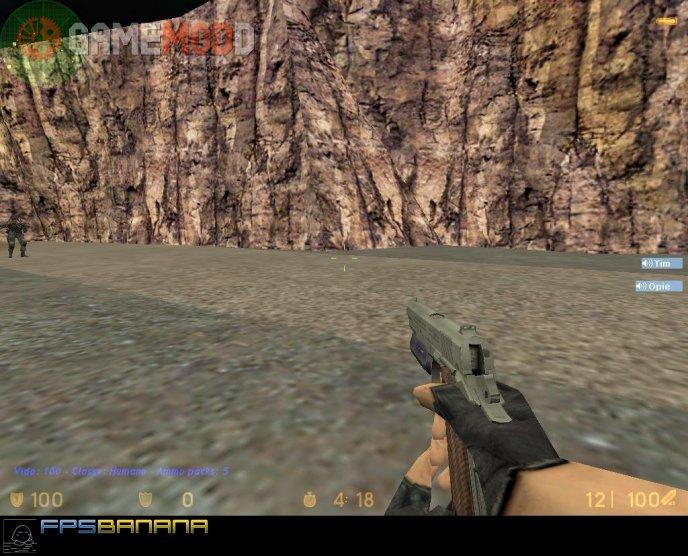 Handgun L4D style