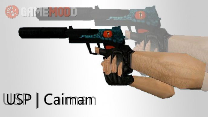 USP  Caiman