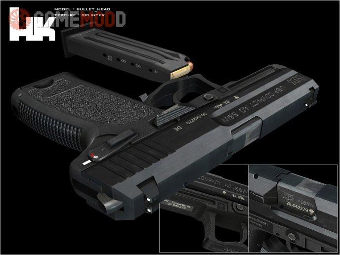 HK USP .40c