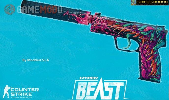 USP-S | Hyper Beast
