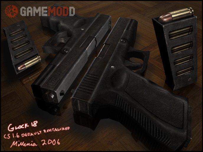 CS 1.6 Glock Revitalization