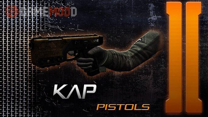 COD Black Ops II KAP40
