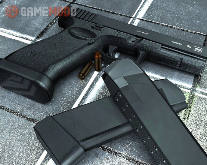 Glock 20 On Lynx9810&GamersLive