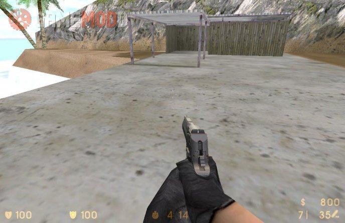 Deagle on .eXe MW2 animations