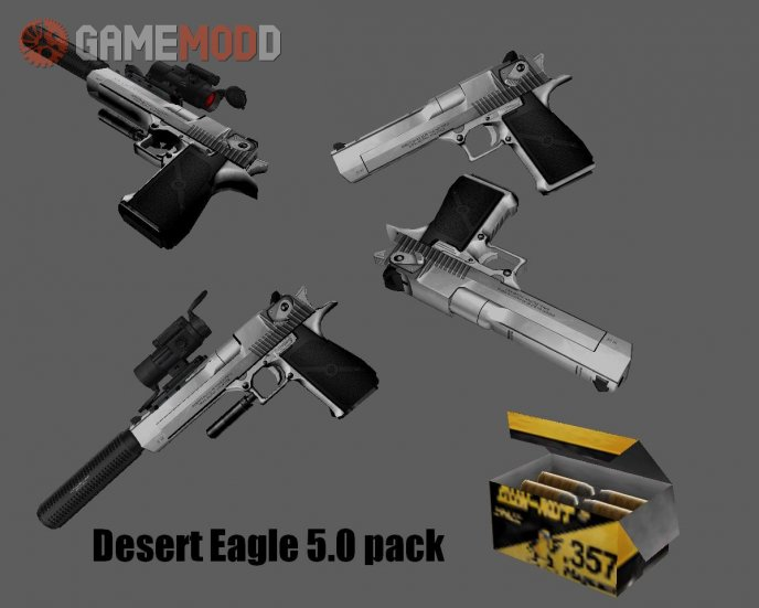 Desert Eagle Pack