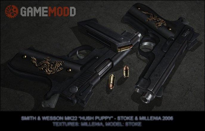 Smith & Wesson MK22 Dragon