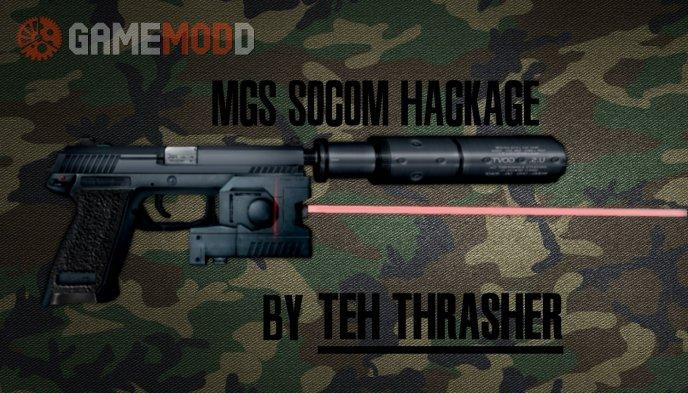 MGS Socom Hackage