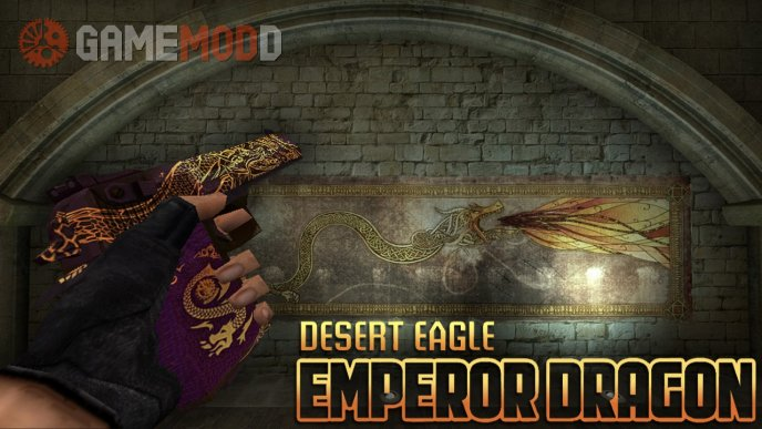 Desert Eagle  Emperor Dragon