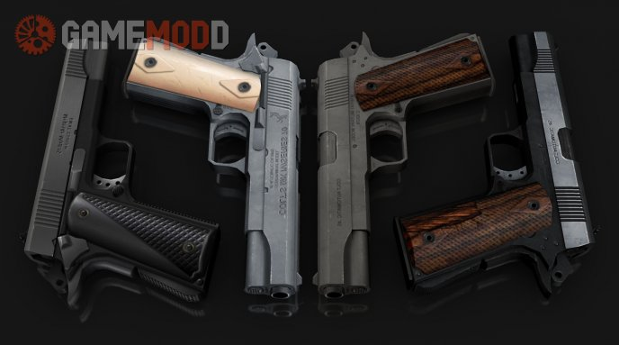 Colt 1911 Classic pack