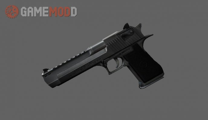 HyperMetal's Desert Eagle Animations