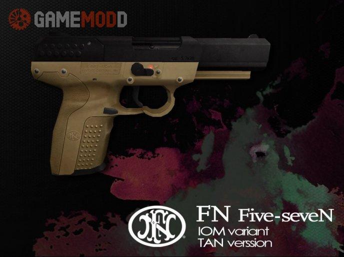 TAN Five-seveN (IOM variant)