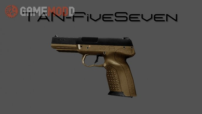 TAN-FiveSeven On 3 Set Anims Pack