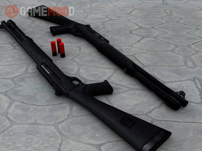 Millenia - Dual Benelli M4 Super 90 On Mullet's