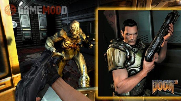 Doom 3 Shotgun