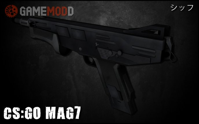 CS:GO MAG7 (+skins)
