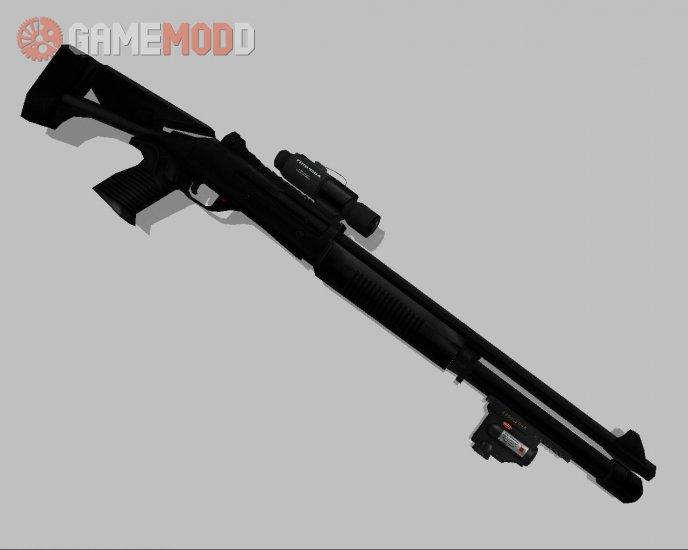CUSTOM XM1014 AIMPOINT
