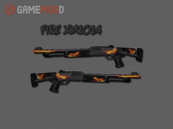 XM1014 FIRE