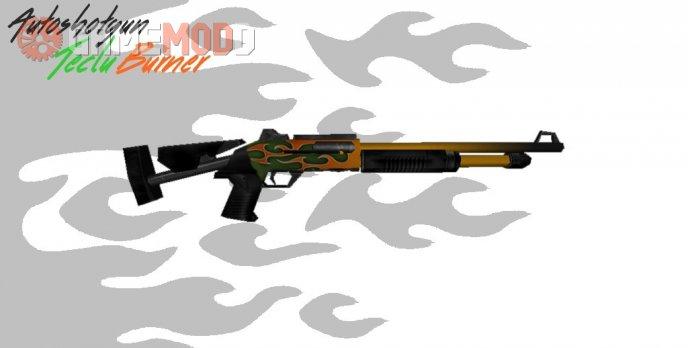 Default xm1014 teclu burner