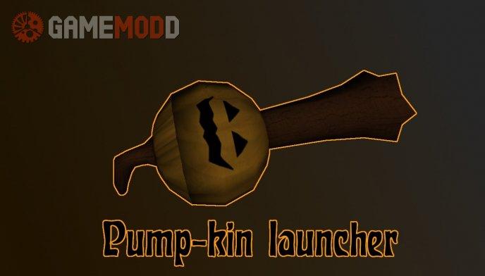 Pump-kin Launcher