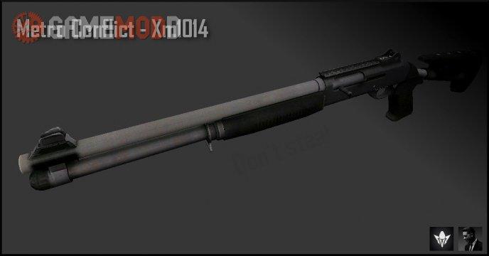 Metro Conflict - xm1014