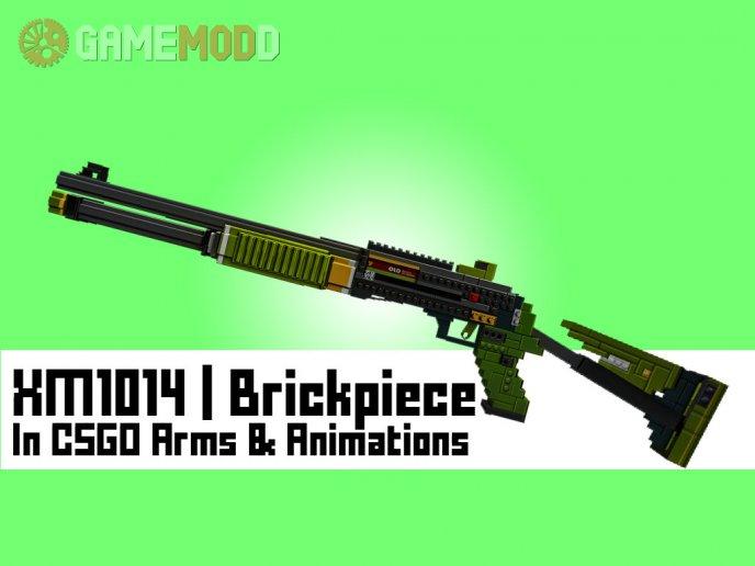XM1014  Brickpiece