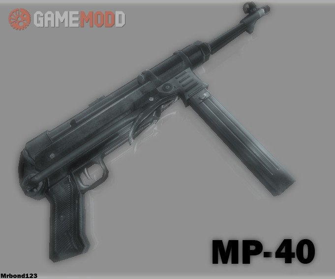 MP40 for MP5