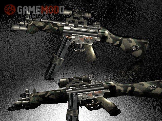 Rk's -=USB=- Camo MP5