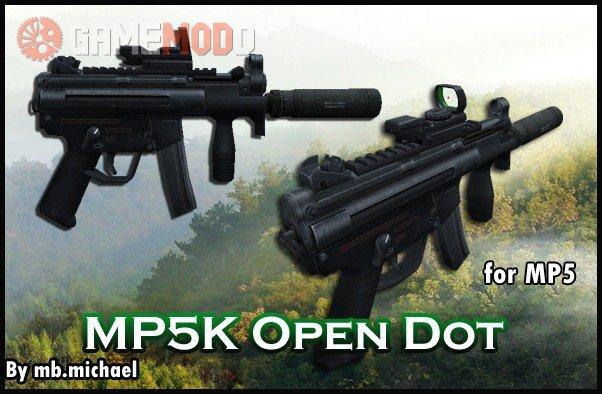 MP5K Opendot