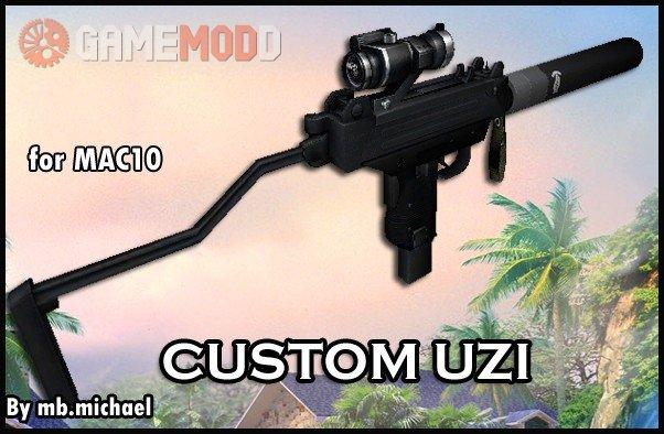 Custom Uzi