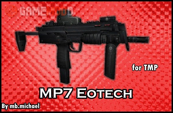 MP7 Eotech for TMP