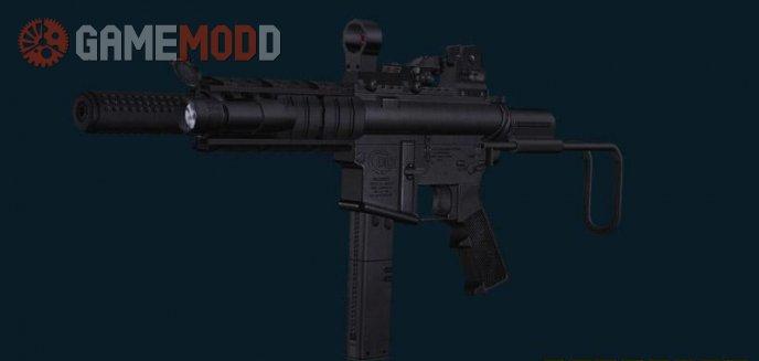 Colt M4 Blizzard SD
