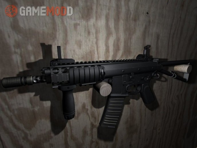 Tactical Kac Pdw