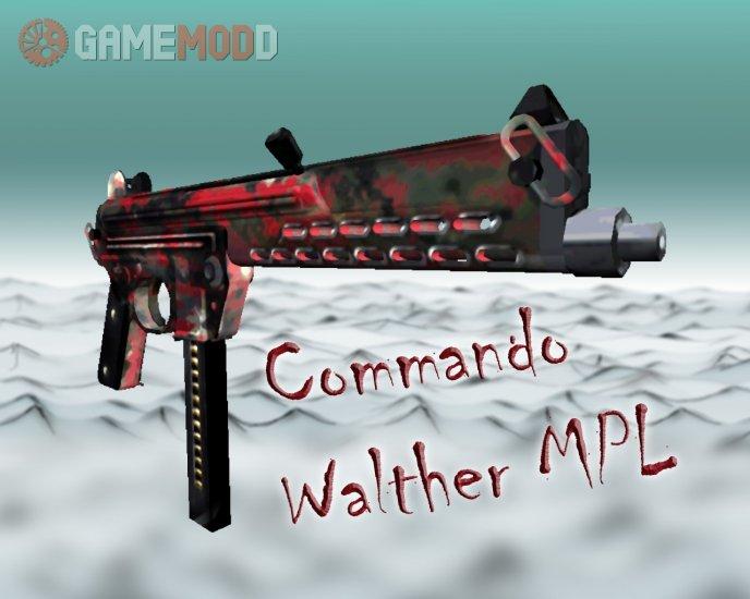 Commando Walther MPL