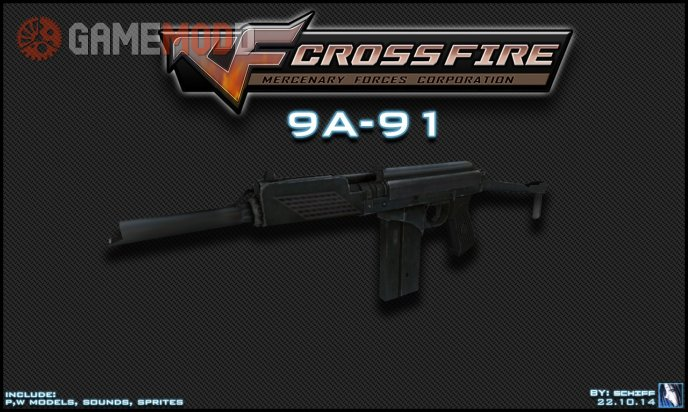CrossFire: 9A-91