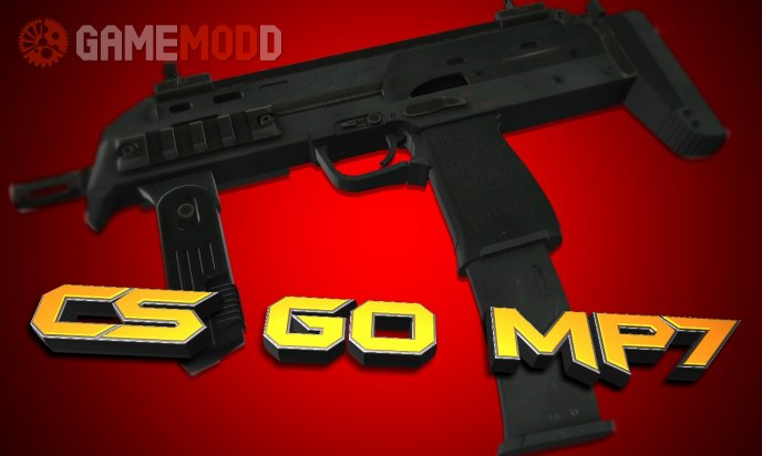 CS GO MP7